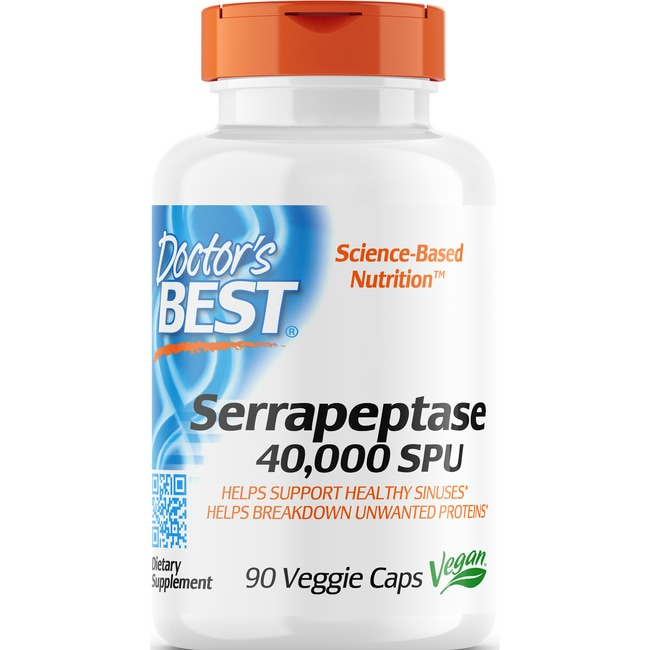 Doctor's Best Best Serrapeptase