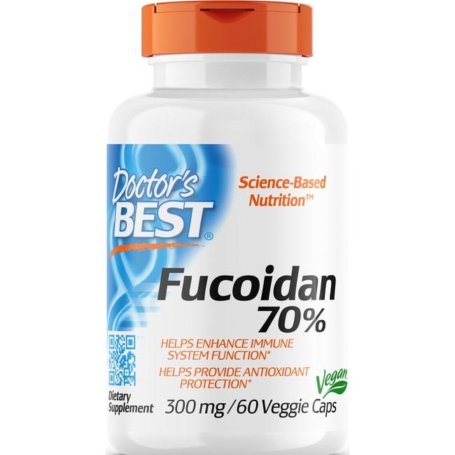 Doctor's BestBest Fucoidan 70%