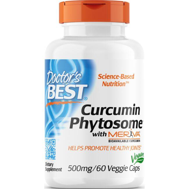 Doctor's Best Curcumin Phytosome with Meriva