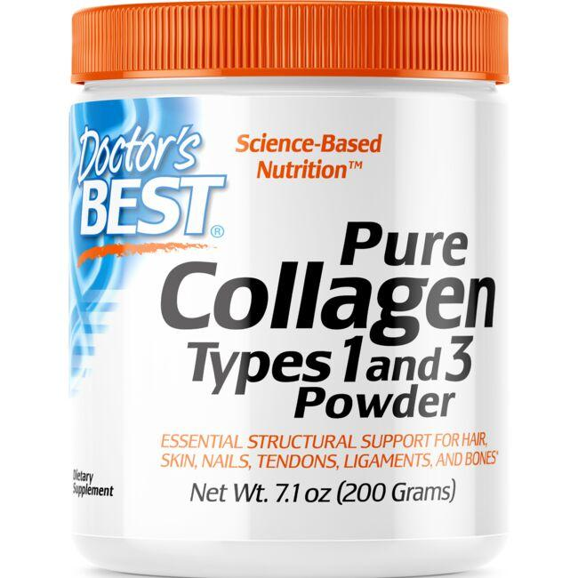 Doctor's BestCollagen Types 1 & 3 Powder