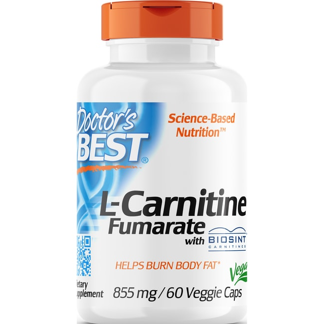 Doctor's Best Best L-Carnitine Fumarate