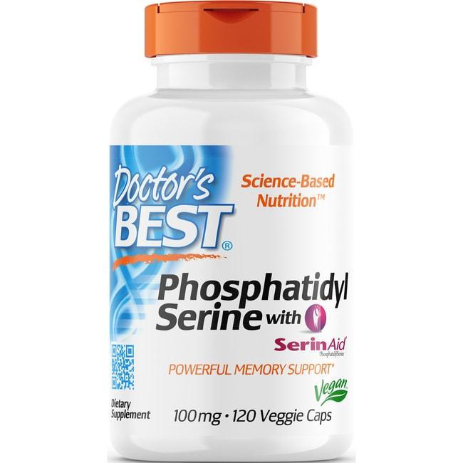 Doctor's Best Best Phosphatidyl Serine