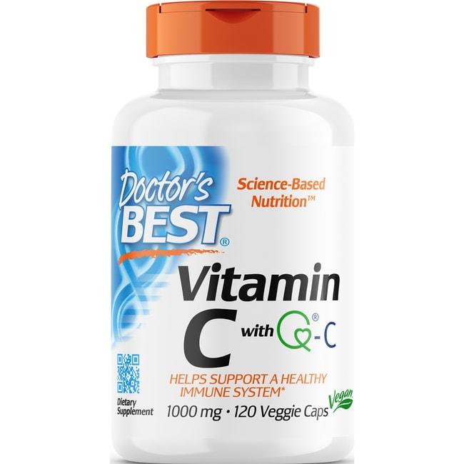 Doctor's Best Best Vitamin C featuring Quali-C