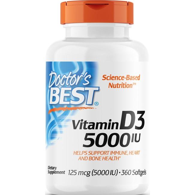 Doctor's Best Best Vitamin D3