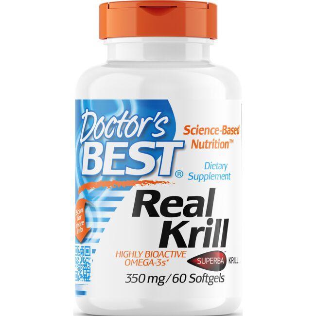 Doctor's BestReal Krill