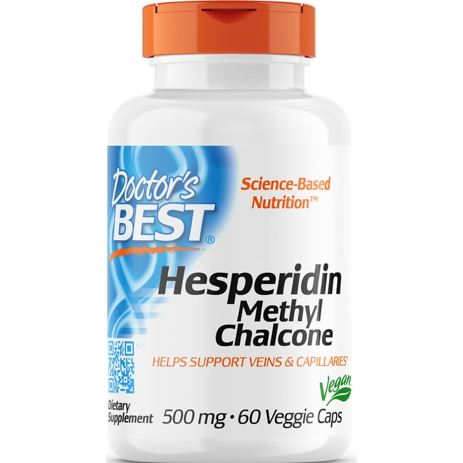 Doctor's Best Best Hesperidin Methyl Chalcone