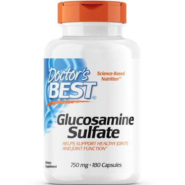 Doctor's Best Glucosamine Sulfate