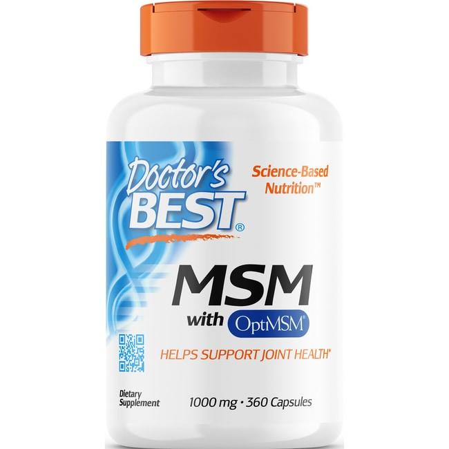 Doctor's BestBest MSM