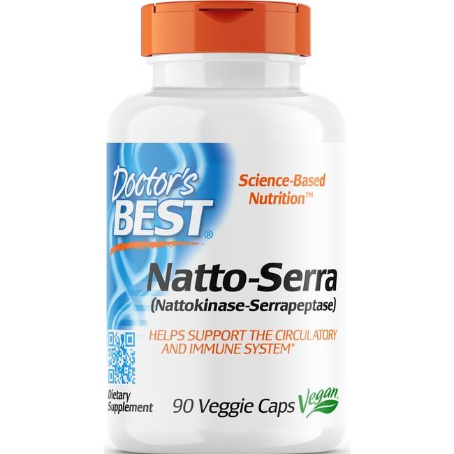 Doctor's BestBest Natto-Serra