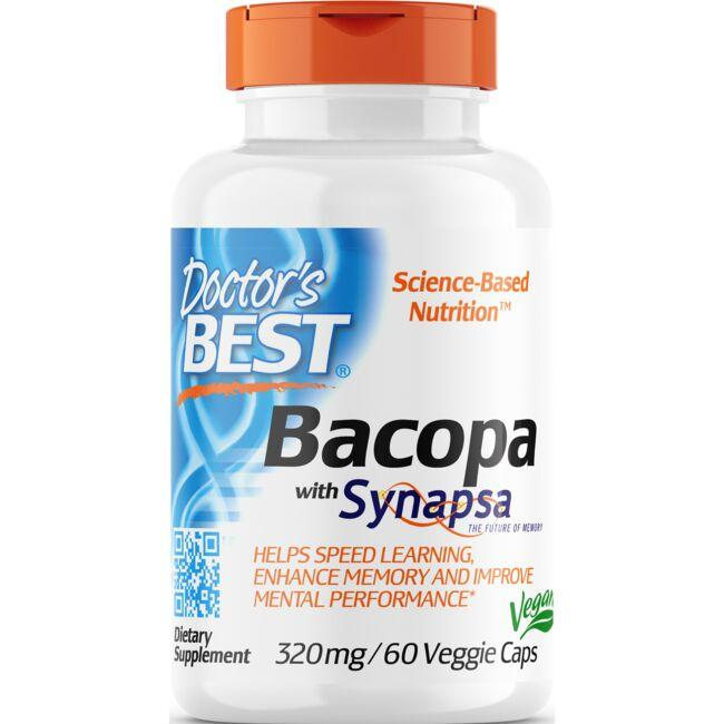Doctor's BestBacopa with Synapsa