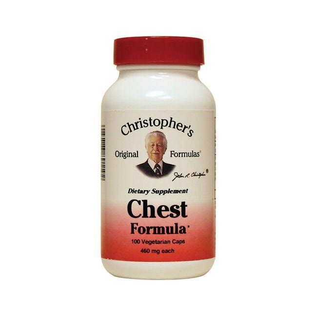 Dr. Christopher's Chest Formula