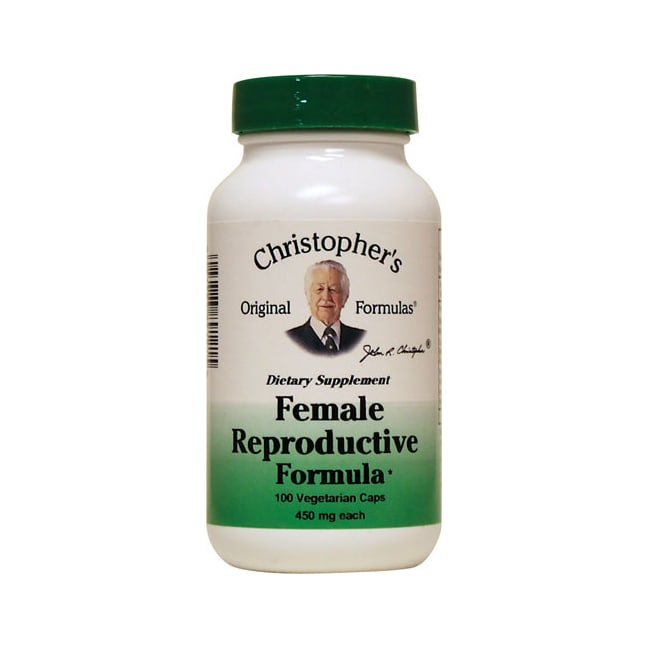 Dr. Christopher's Female Reproductive Formula