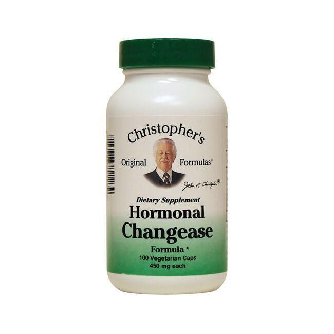 Dr. Christopher'sHormonal Changease Formula