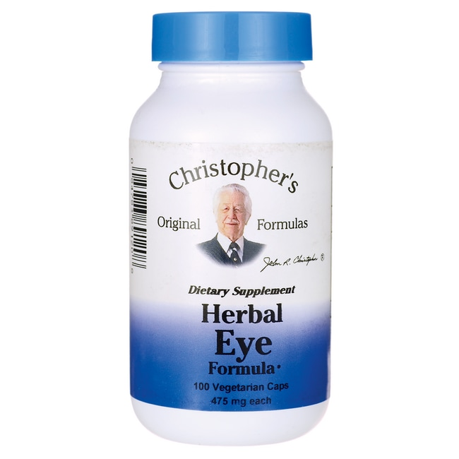 Dr. Christopher'sHerbal Eyebright Formula