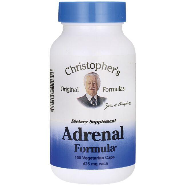 Dr. Christopher's Adrenal Formula