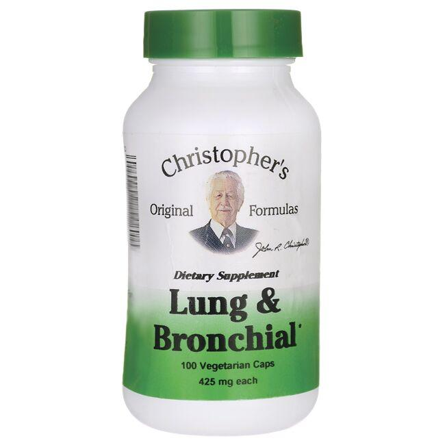 Dr. Christopher'sLung & Bronchial