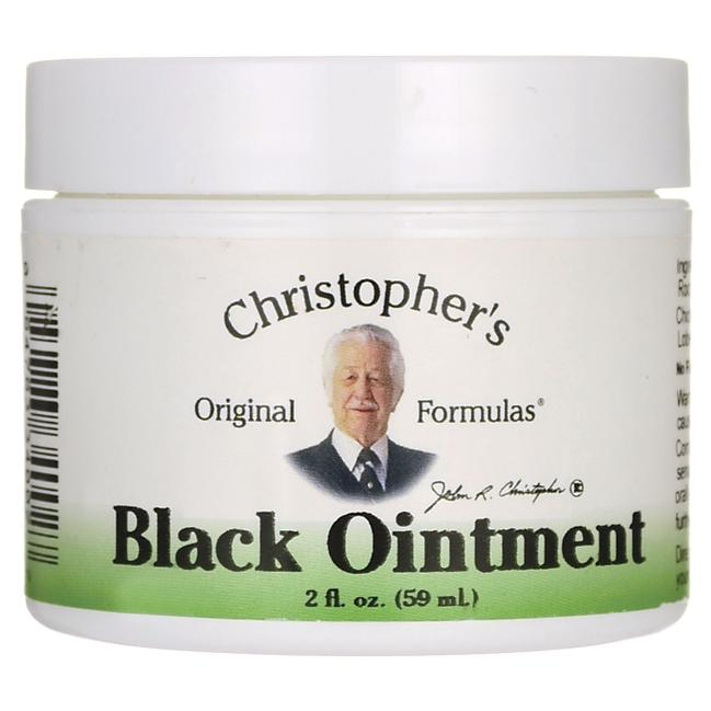 Dr. Christopher's Black Ointment