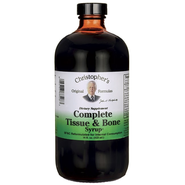 Dr. Christopher'sComplete Tissue & Bone Syrup