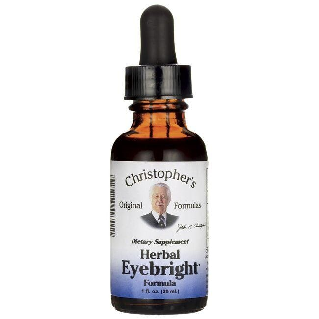 Dr. Christopher's Herbal Eyebright Formula