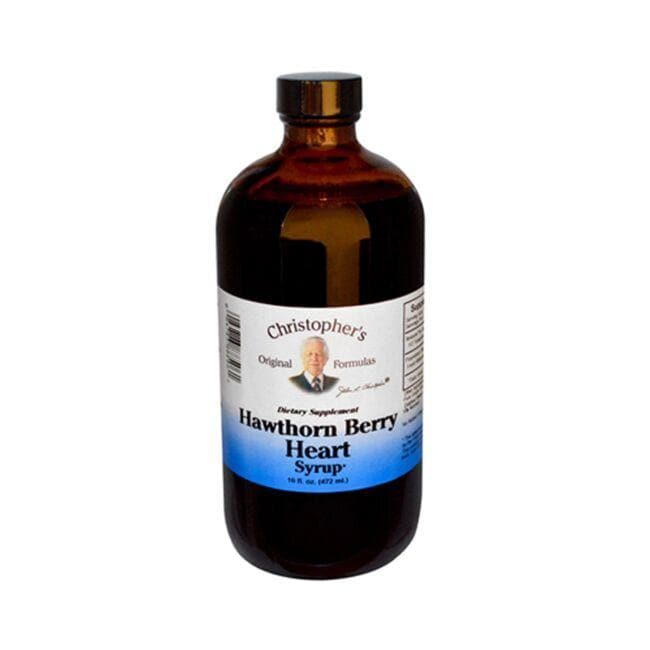 Dr. Christopher's Hawthorn Berry Heart Syrup