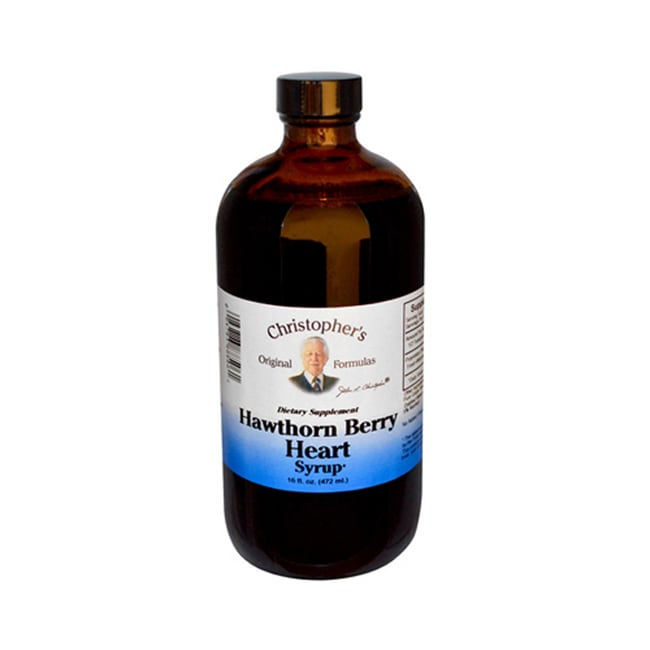 Dr. Christopher'sHawthorn Berry Heart Syrup