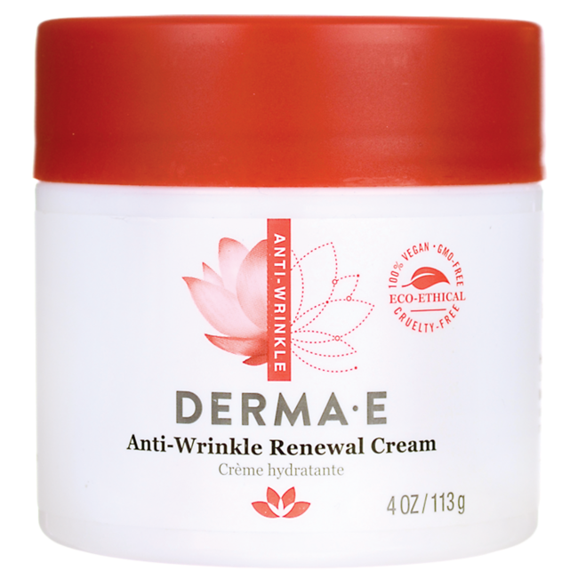 Derma E Vitamin A Retinyl Palmitate Creme 4 oz Cream