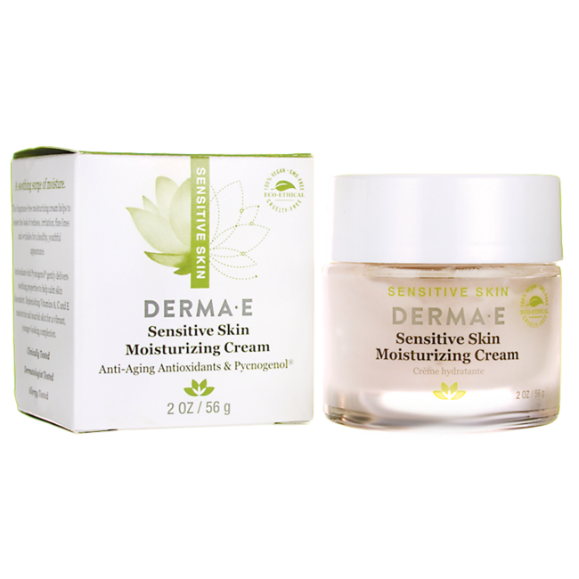 Derma ESoothing Moisturizing Creme with Anti-Aging Pycnogenol