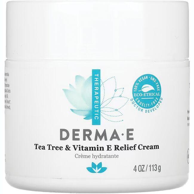 Derma ETea Tree & Vitamin E Relief Cream