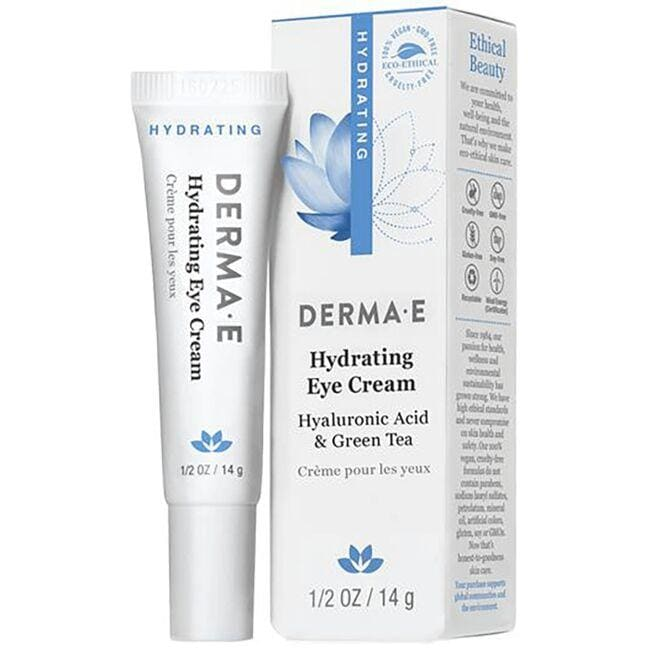 Derma EHydrating Eye Cream Hyaluronic Acid
