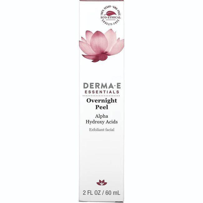 Derma EEvenly Radiant Overnight Peel with Alpha Hydroxy Acids