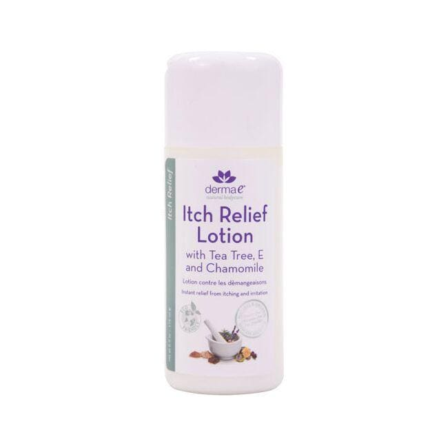 Derma E Itch Relief Lotion with Tea Tree, E and Chamomile