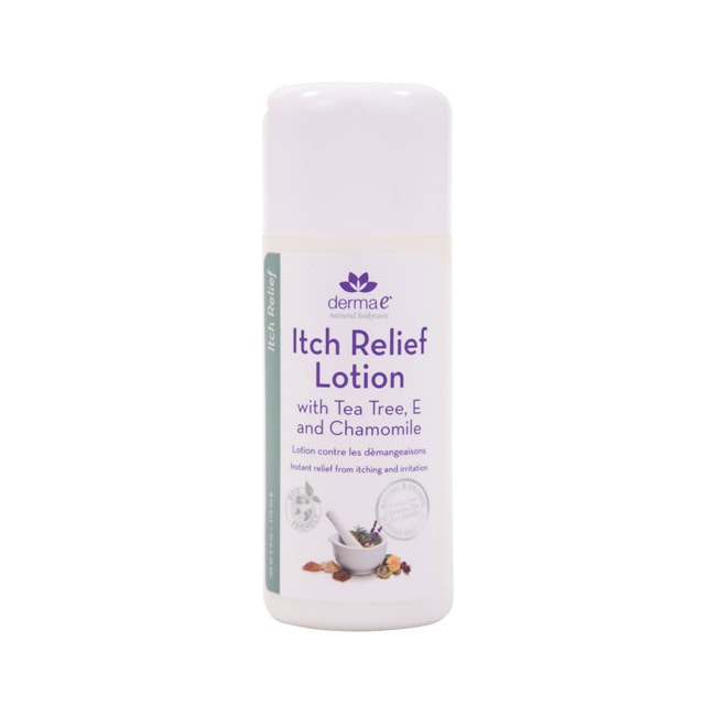 Derma EItch Relief Lotion with Tea Tree, E and Chamomile