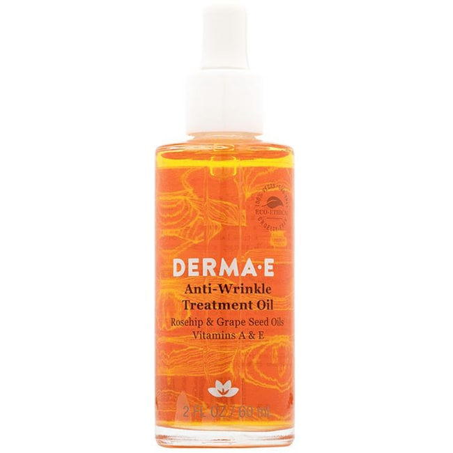 Derma EAnti-Wrinkle Vitamin A & E Treatment Oil