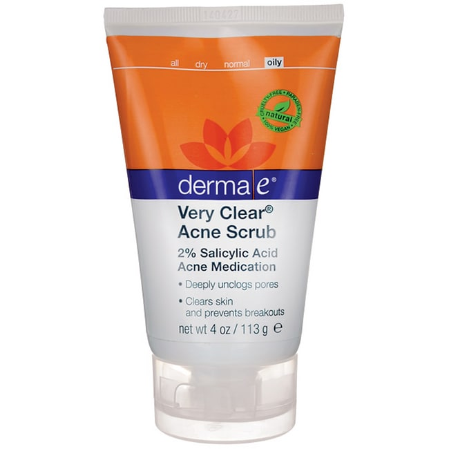 Derma EVery Clear Acne Scrub