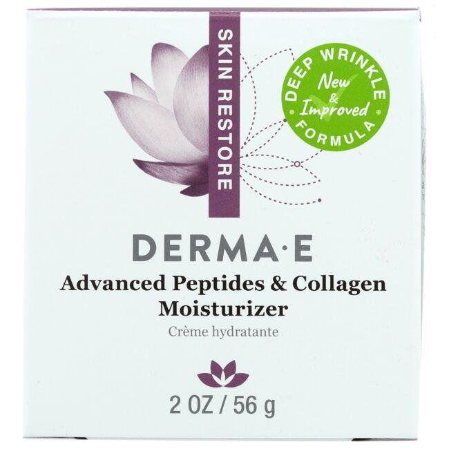 Derma EAdvanced Peptides & Collagen Moisturizer