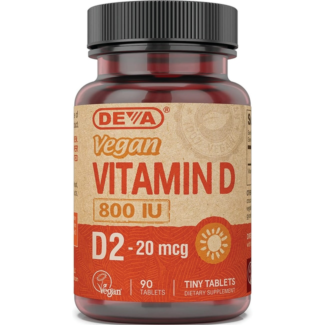 Is vitamin d vegan