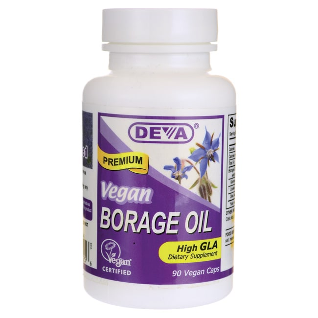 DevaVegan Borage Oil
