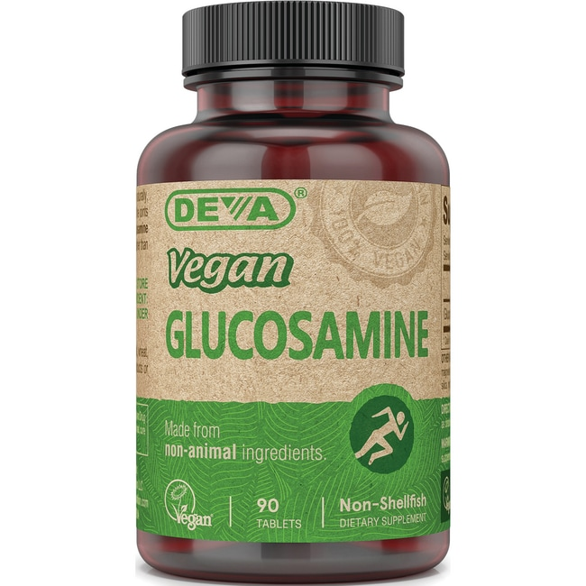 Vegan glucosamine