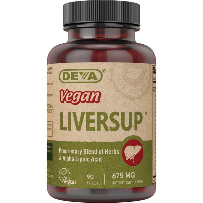 DevaVegan Liver Support