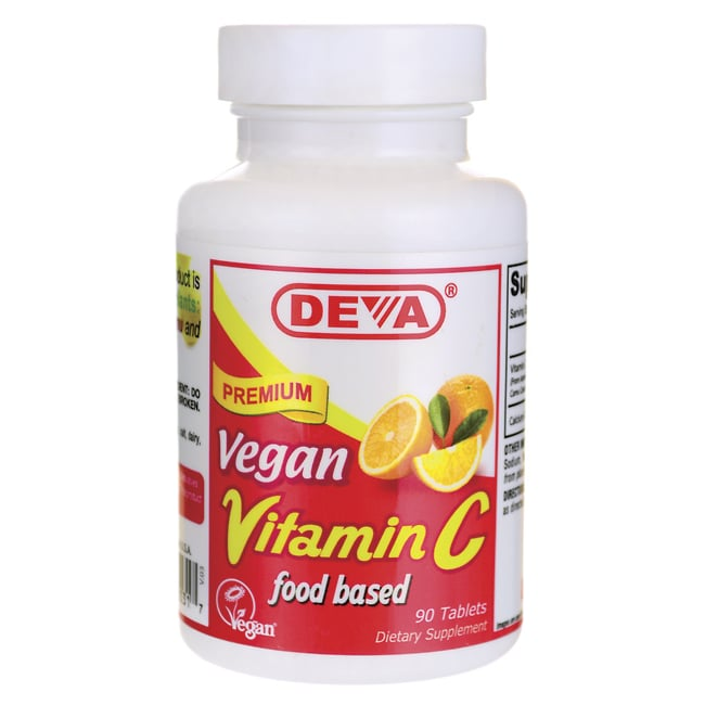 Deva Vegan Vitamin C