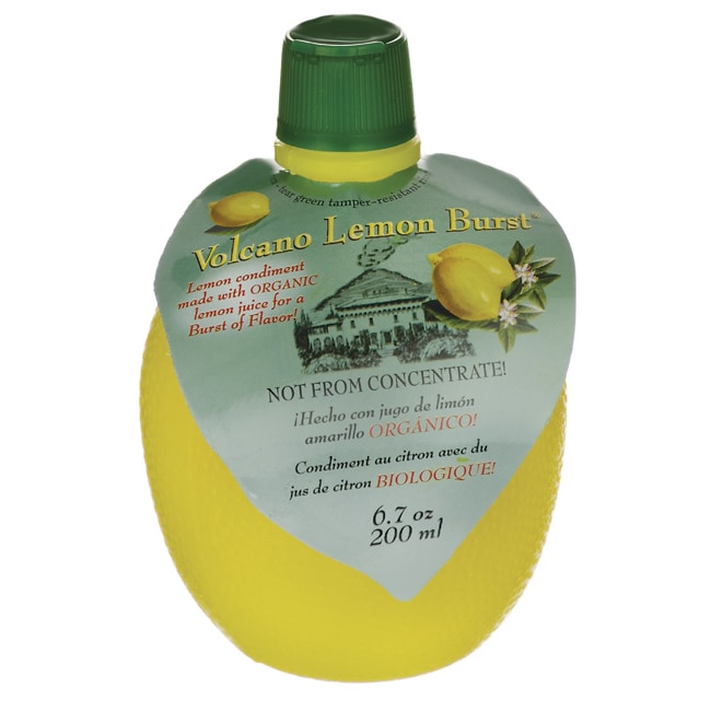 Dream Foods InternationalOrganic Volcano Lemon Burst