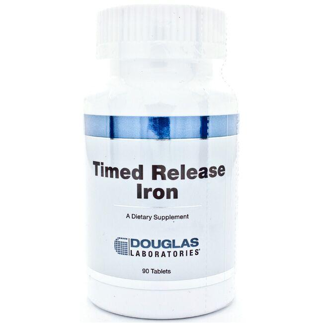 Douglas Laboratories Timed Release Iron