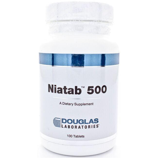 Douglas Laboratories Niatab 500