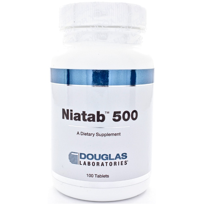 Douglas LaboratoriesNiatab 500