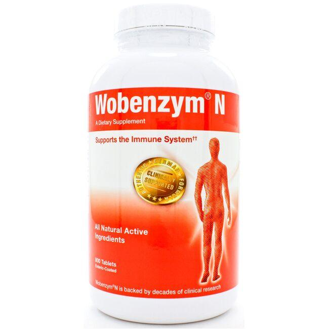 Douglas Laboratories Wobenzym N