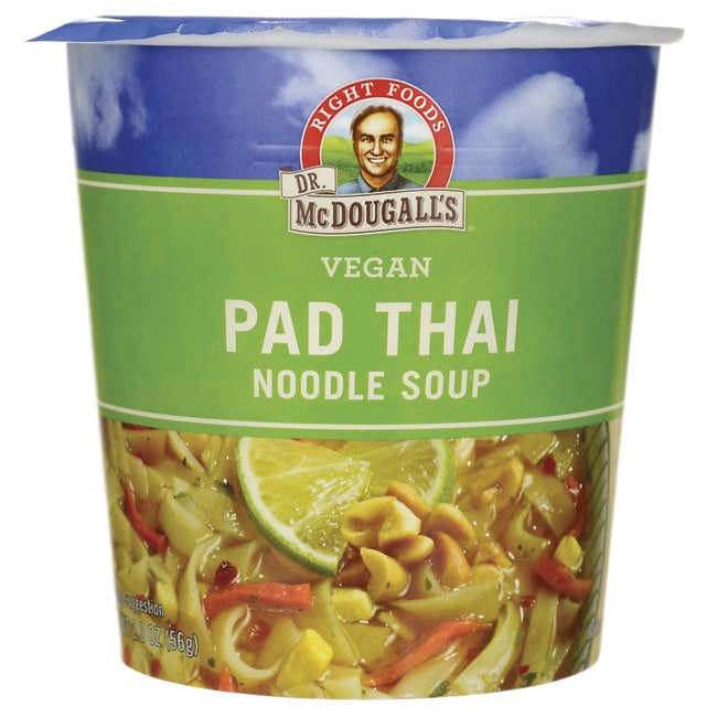 Dr. McDougall's Pad Thai Noodle Soup 2 oz Pkg - Swanson Health ...