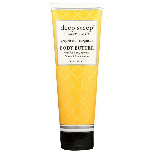 Deep Steep Grapefruit Bergamot Body Butter