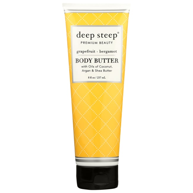 Deep SteepGrapefruit Bergamot Body Butter