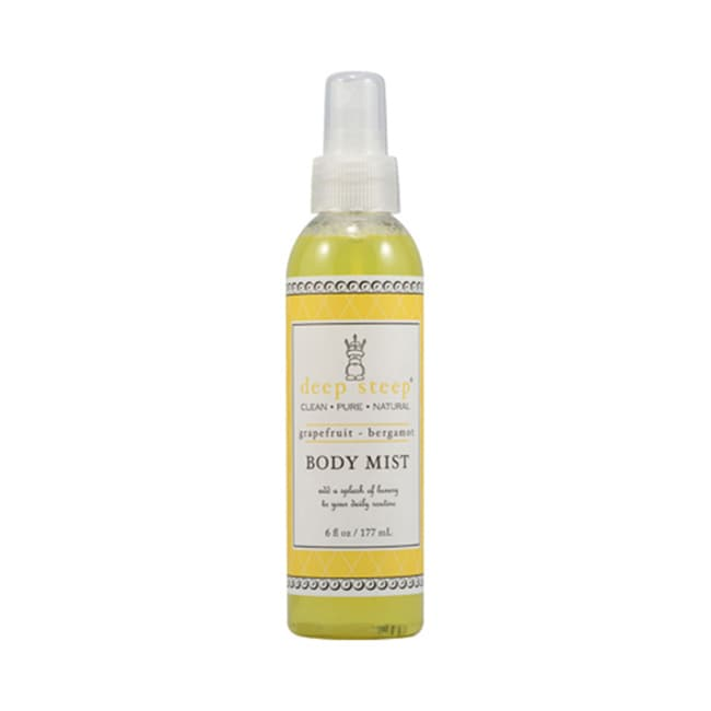 Deep SteepBody Mist - Grapefruit - Bergamot