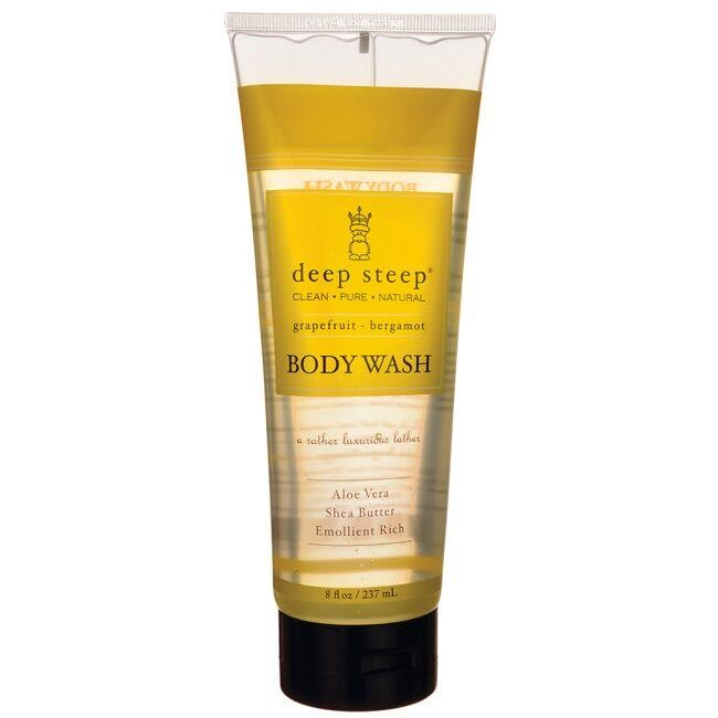 Deep Steep Body Wash - Grapefruit - Bergamot